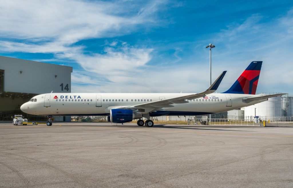 About Delta Airlines