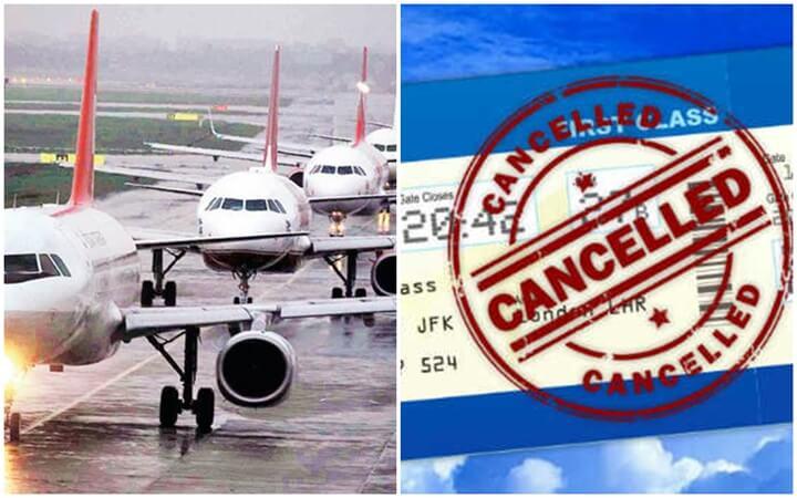 Delta flight Cancellation