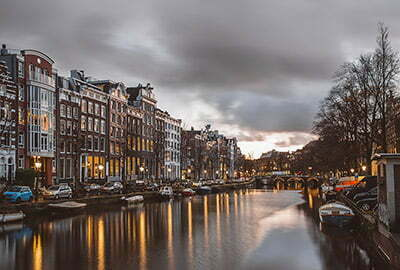 Delta Airlines Reservations Flights to Amsterdam