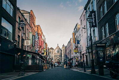 Delta Airlines Reservations Flights to Dublin