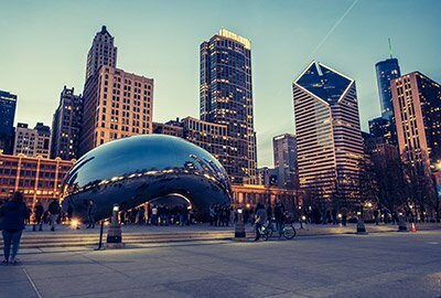Delta Airlines Reservations flights to chicago