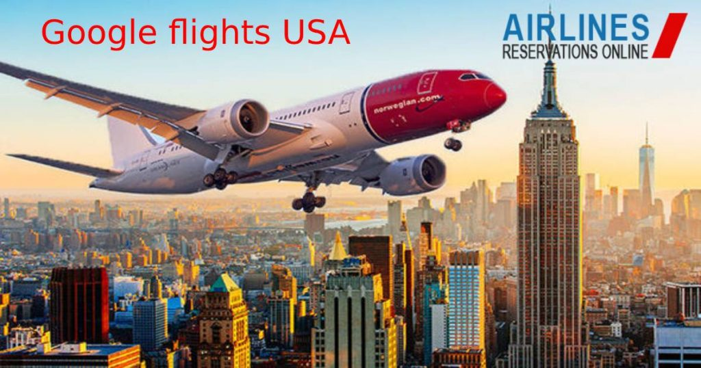 Google Flights USA